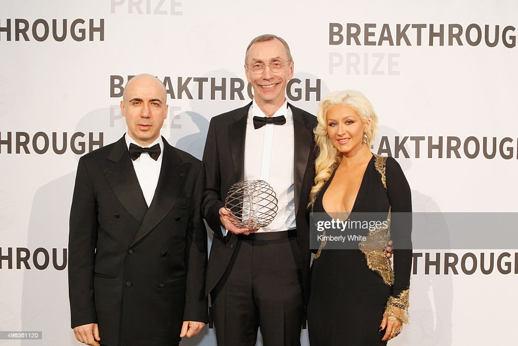 2016 Breakthrough Prize Ceremony - Show