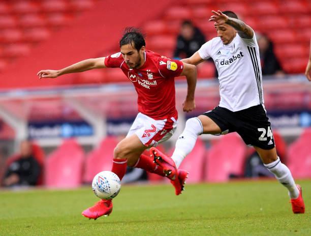 GBR: Nottingham Forest v Fulham - Sky Bet Championship