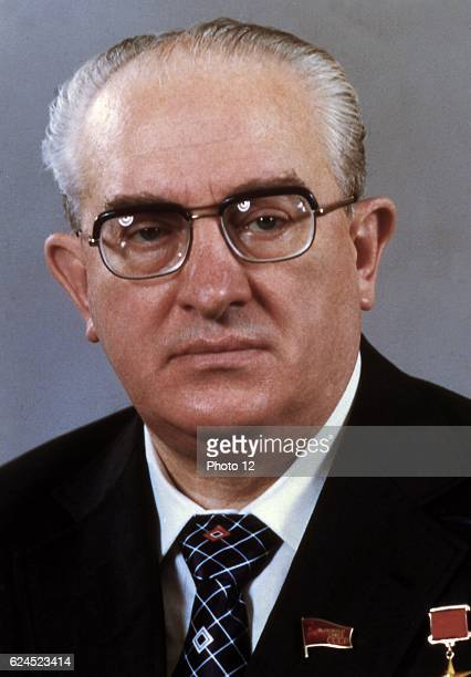 Yuri Vladimirovich Andropov Soviet politician and the General Secretary of the Communist Party of the Soviet Union from 12 November 1982 until his...