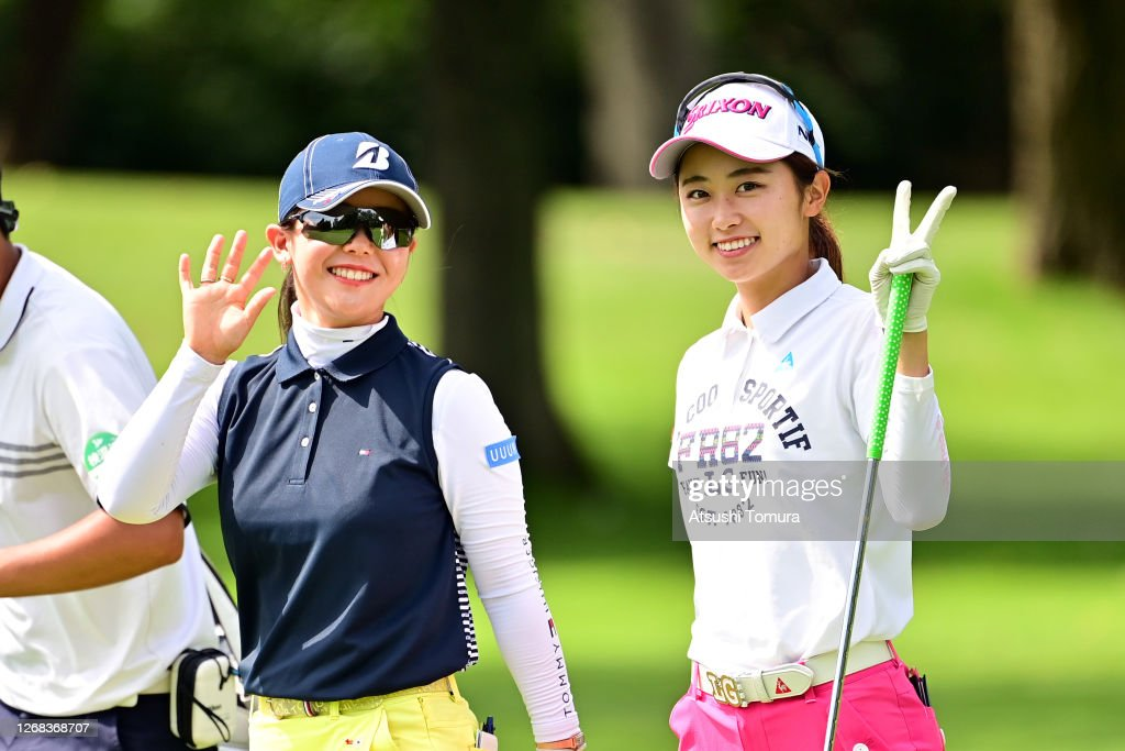 Nitori Ladies Golf Tournament - Previews -2 : ニュース写真