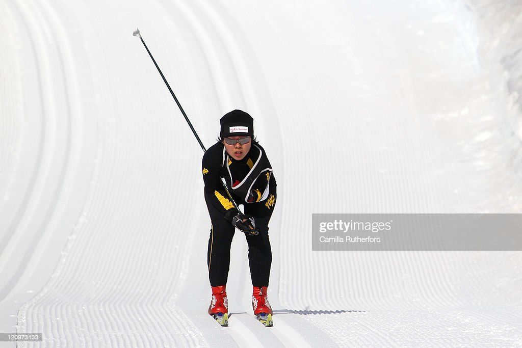 Winter Games NZ - Day 1: Cross Country 15/10km Classic : ニュース写真