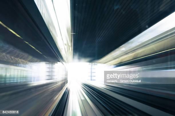Yurikamome high speed