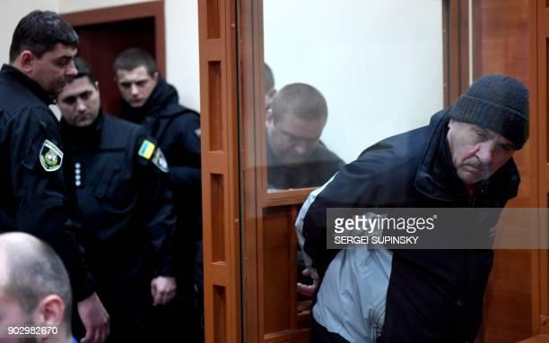 Yuriy Rossoshansky father of Dmytro Rossoshansky who was convicted by the efforts of murdered Ukrainian lawyer Iryna Nozdrovska turns to have his...