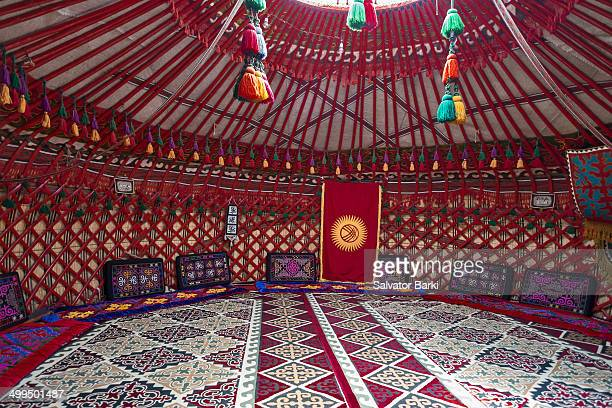 CONTENT] A yurt is a portable bent dwelling structure traditionally used by nomads in the steppes of Central Asia as their home The structure...