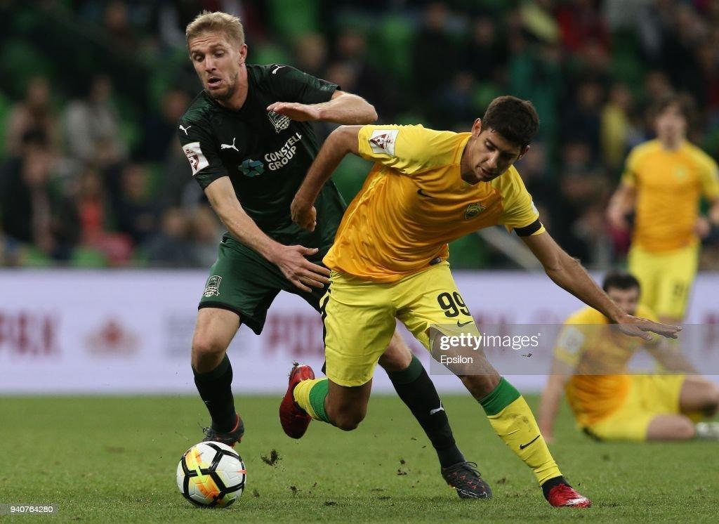 FC Krasnodar vs FC Anji Makhachkala - Russian Premier League