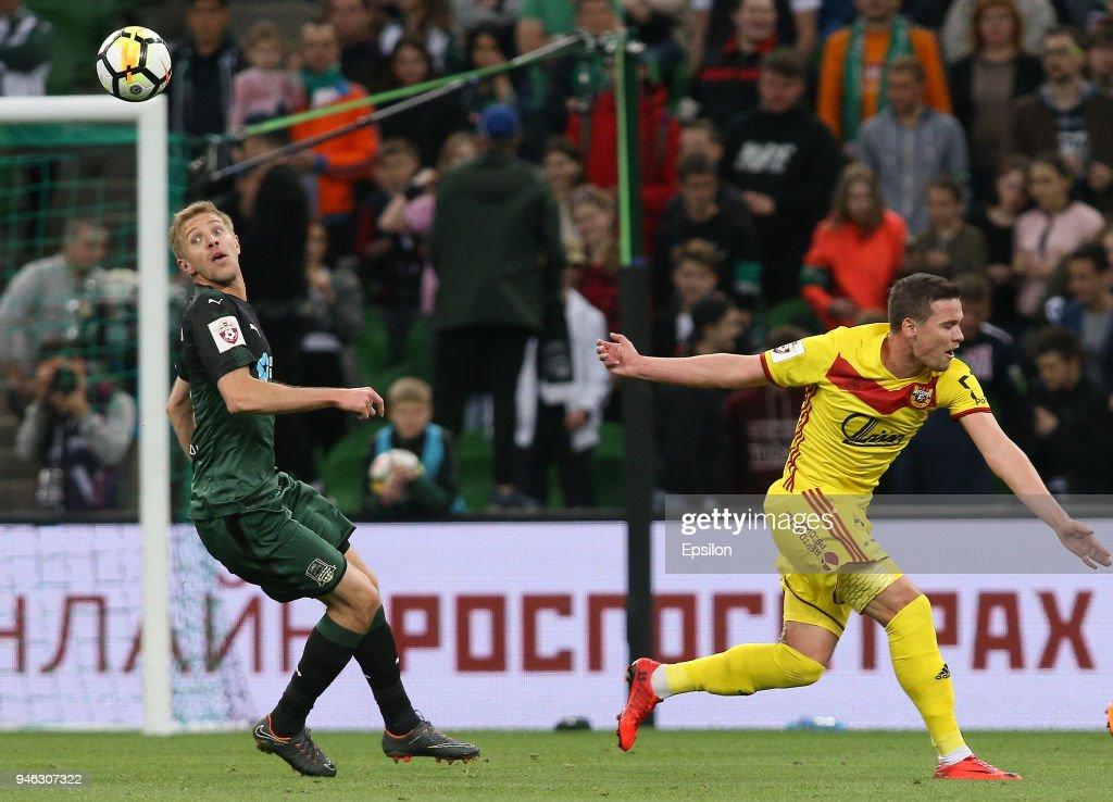 FC Krasnodar vs FC Arsenal Tula - Russian Premier League