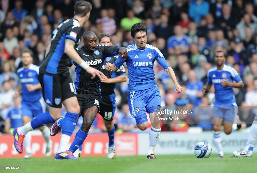 Portsmouth v Chelsea - Pre Season Friendly