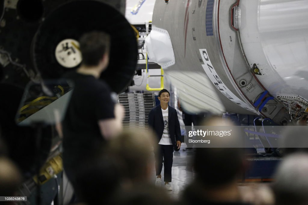 SpaceX CEO Elon Musk Announces Details Of Commercial Space Program