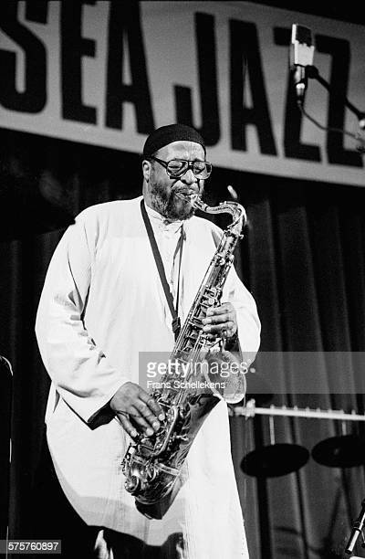 Yusef Lateef, performs on July 12th 1996 at the North Sea Jazz Festival in the Hague, Netherlands.