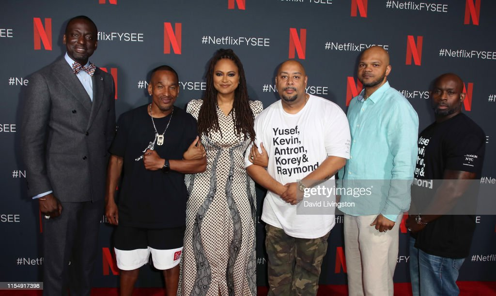 "Netflix's FYSEE Event For ""When They See Us"" : News Photo"