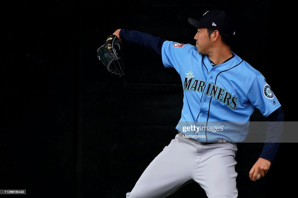 AZ: Seattle Mariners Spring Training
