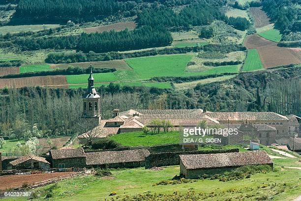 Yuso monastery San Millan de la Cogolla La Rioja Spain 16th century