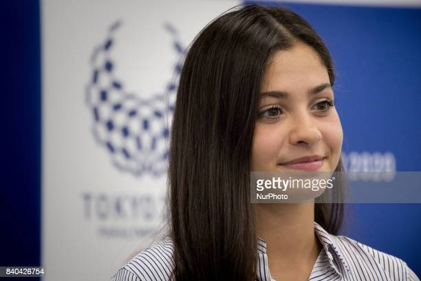 Yusra Mardini a 19 yearold Syrian swimmer who competed at the Rio 2016 Olympic Games as a member of Refugee Olympic Team and UNHCR Goodwill...