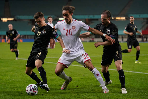 AUT: Austria v Denmark - FIFA World Cup 2022 Qatar Qualifier