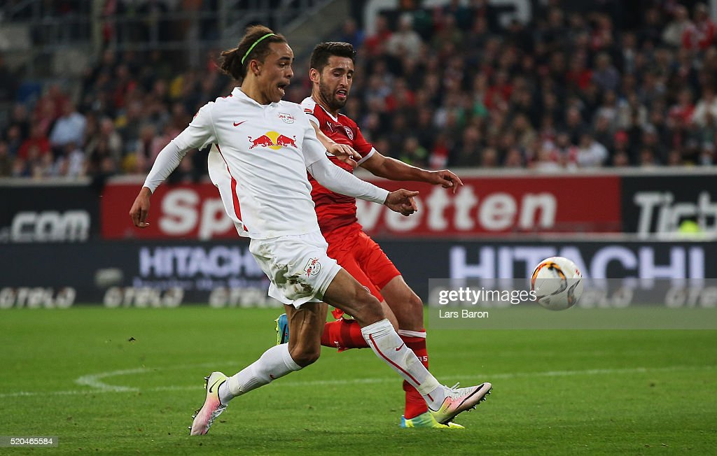 Fortuna Duesseldorf v RB Leipzig  -  2. Bundesliga