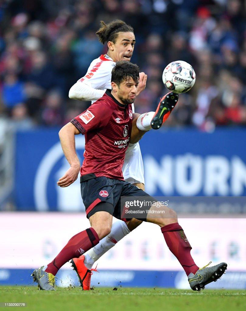 DEU: 1. FC Nuernberg v RB Leipzig - Bundesliga
