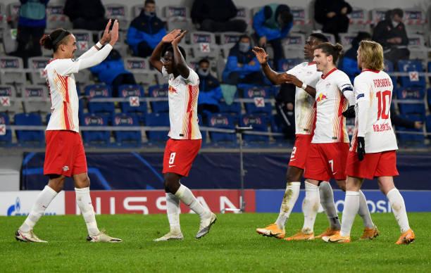 TUR: Istanbul Basaksehir v RB Leipzig: Group H - UEFA Champions League
