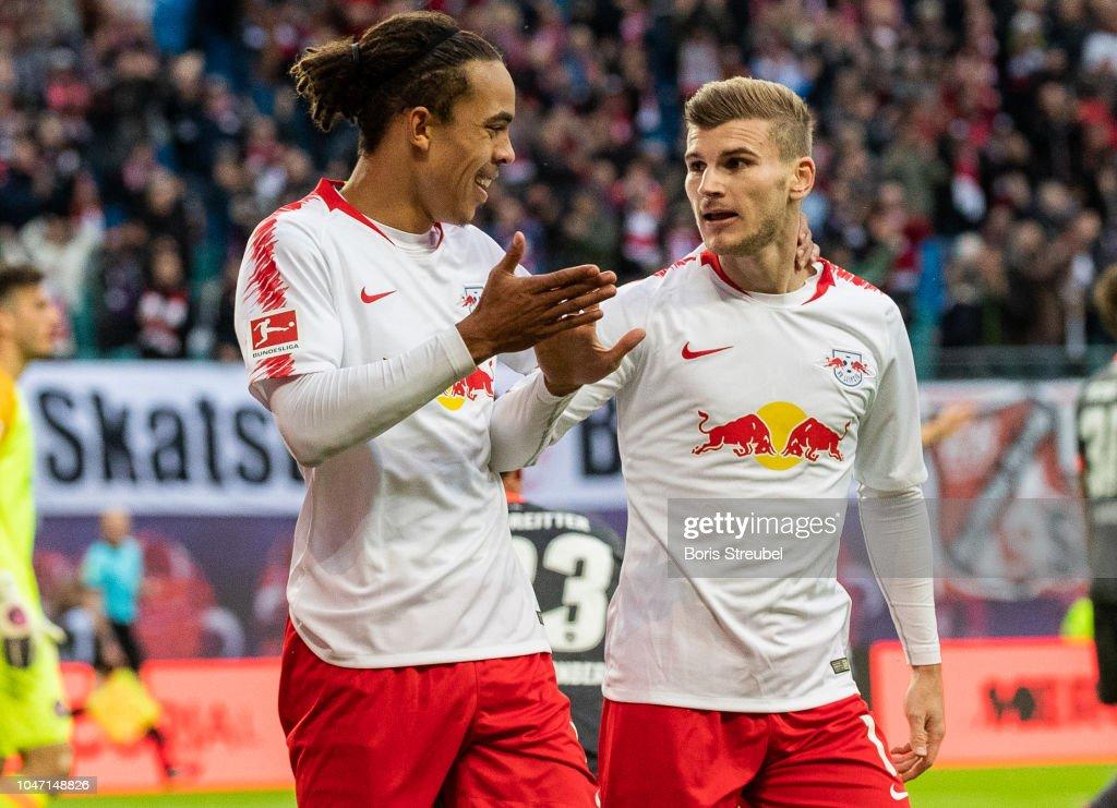 RB Leipzig v 1. FC Nuernberg - Bundesliga : News Photo