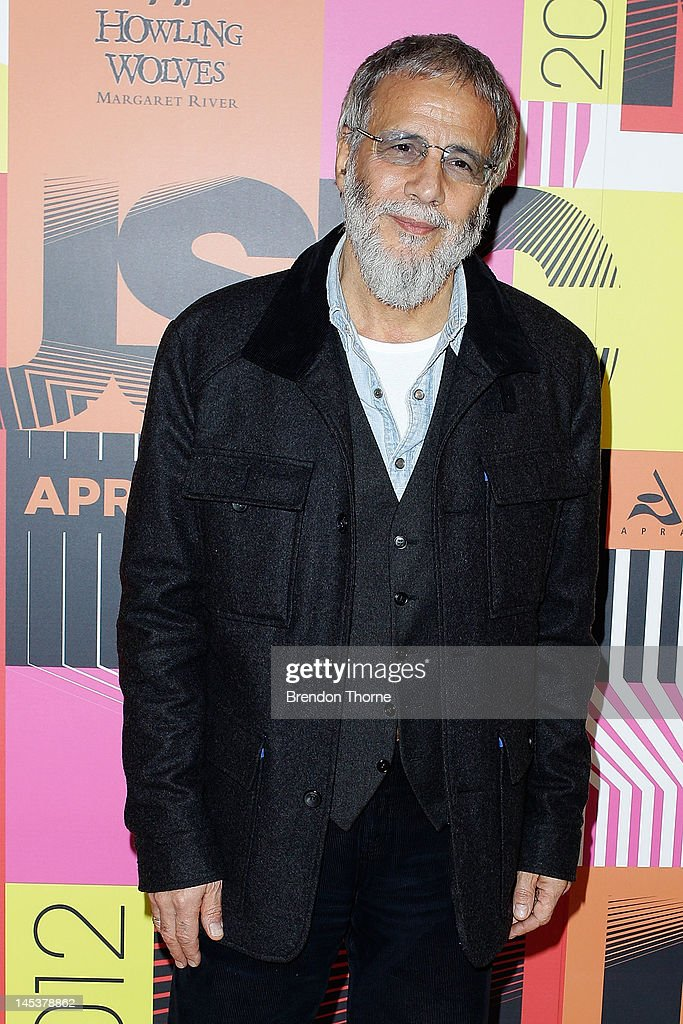 Yusuf Islam arrives at the 2012 APRA Music Awards at the Sydney Convention & Exhibition Centre on May 28, 2012 in Sydney, Australia.