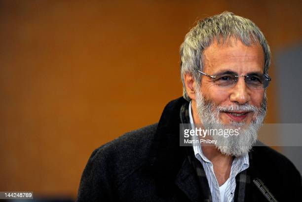 Yusuf Islam at the launch of the Musical 'Moonshadow' on April 24th 2012 in Melbourne Australia
