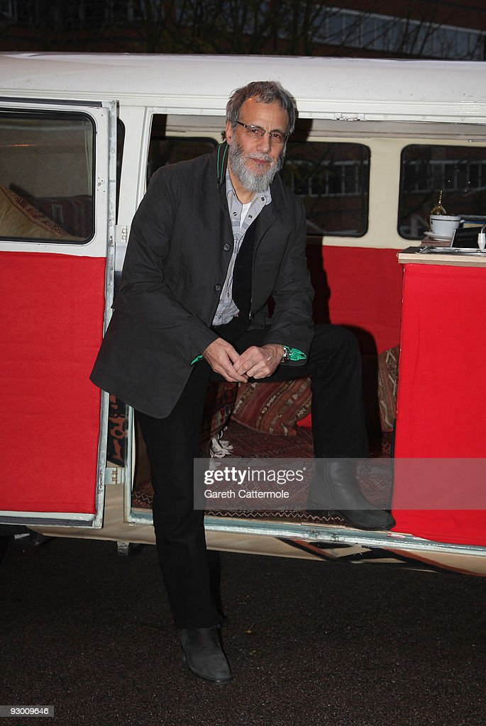 Yusuf Islam Photocall To Launch His 'Guess I'll Take My Time Tour'