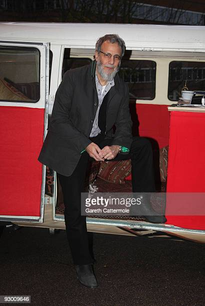 Yusuf Islam attends photocall to launch his 'Guess I'll Take My time Tour' which starts in Dublin on November 15th at Elstree Studios on November 12...