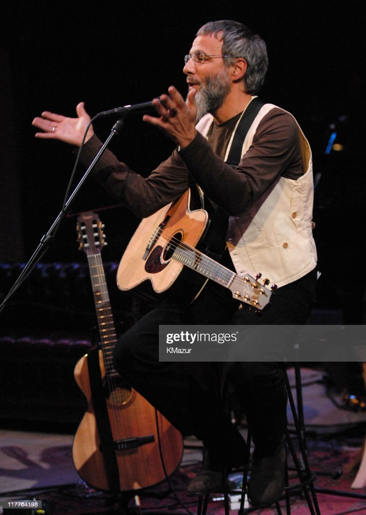 Yusuf Islam in Concert at Jazz at Lincoln Center in New York City - December