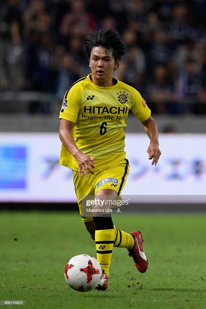 Gamba Osaka v Kashiwa Reysol - J.League  J1