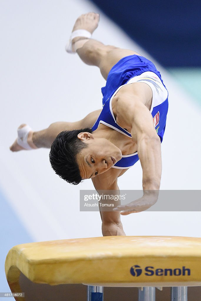 All-Japan Gymnastics Apparatus Championships 2014 - DAY 1