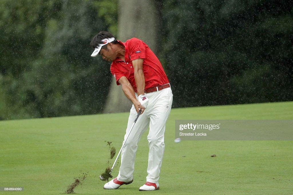 PGA Championship - Final Round : Nieuwsfoto's