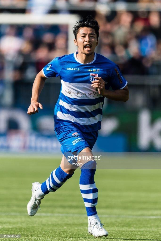 """Dutch Eredivisie""""PEC Zwolle v Fortuna Sittard"""" : ニュース写真"""