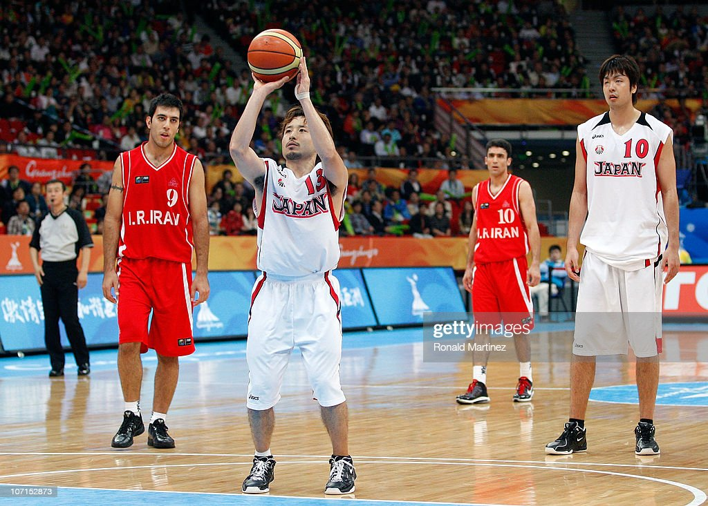 16th Asian Games - Day 14: Basketball : News Photo