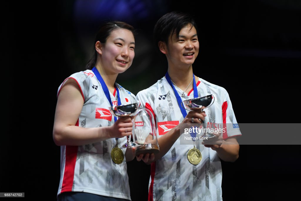 All England Open Badminton Championships - Day 5 : News Photo