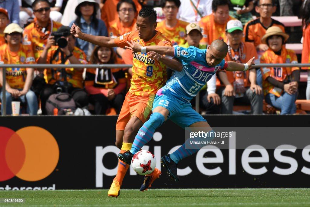 Shimizu S-Pulse v Sagan Tosu - J.League J1