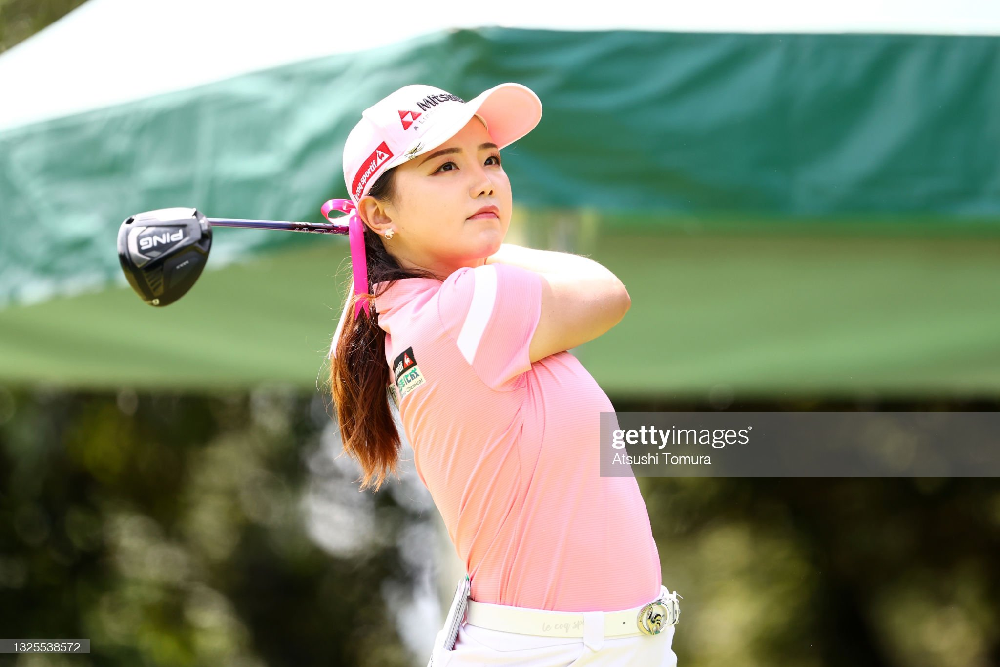 https://media.gettyimages.com/photos/yuting-seki-of-china-hits-her-tee-shot-on-the-1st-hole-during-the-picture-id1325538572?s=2048x2048