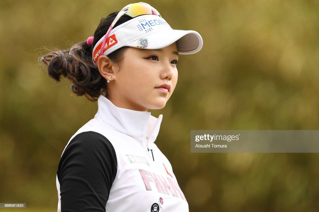 2017 JLPGA ブレイクしそうな予感! 中国から参戦する石昱婷 ( Yuting Shi )選手