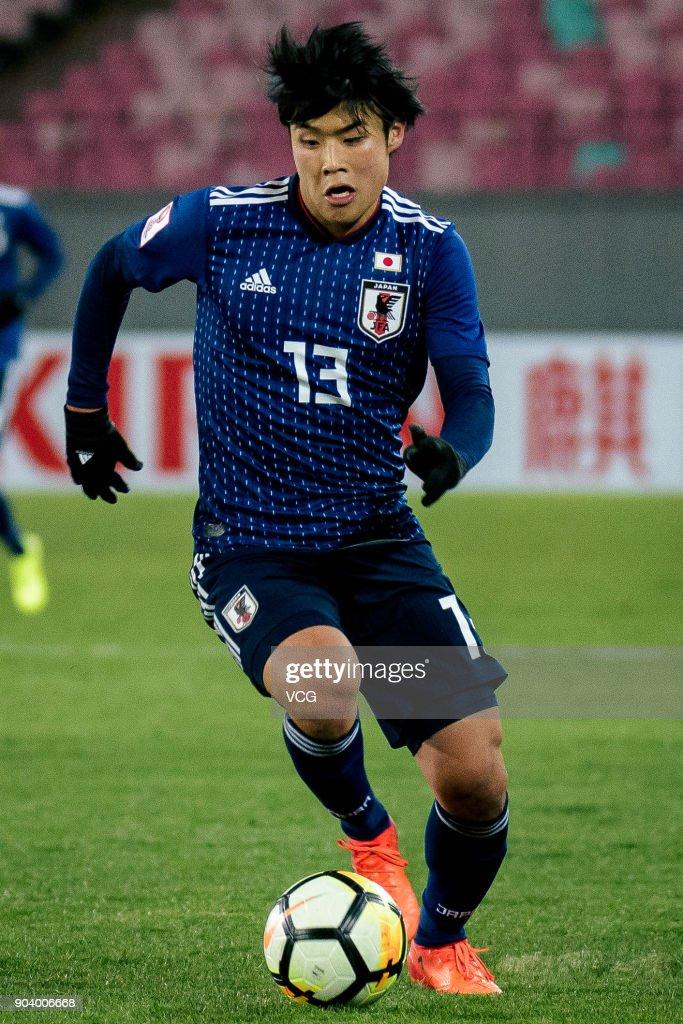 Japan v Palestine - AFC U23 Championship China 2018 Group Stage