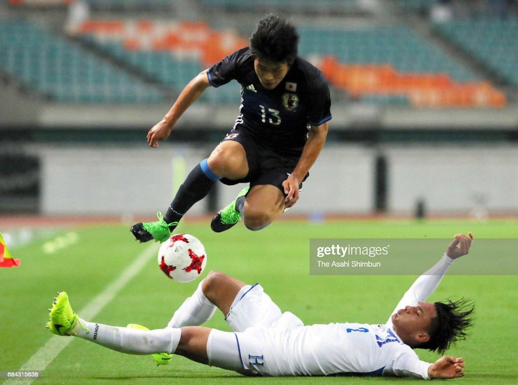 Japan v Honduras - U-20 International Friendly