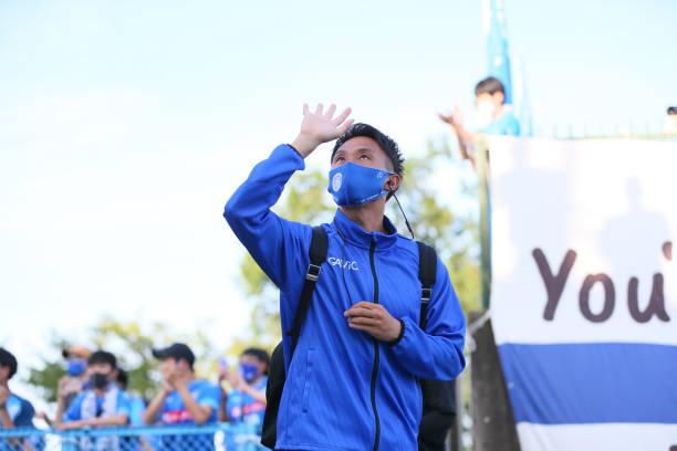 JPN: Mito HollyHock v Zweigen Kanazawa - J.League Meiji Yasuda J2
