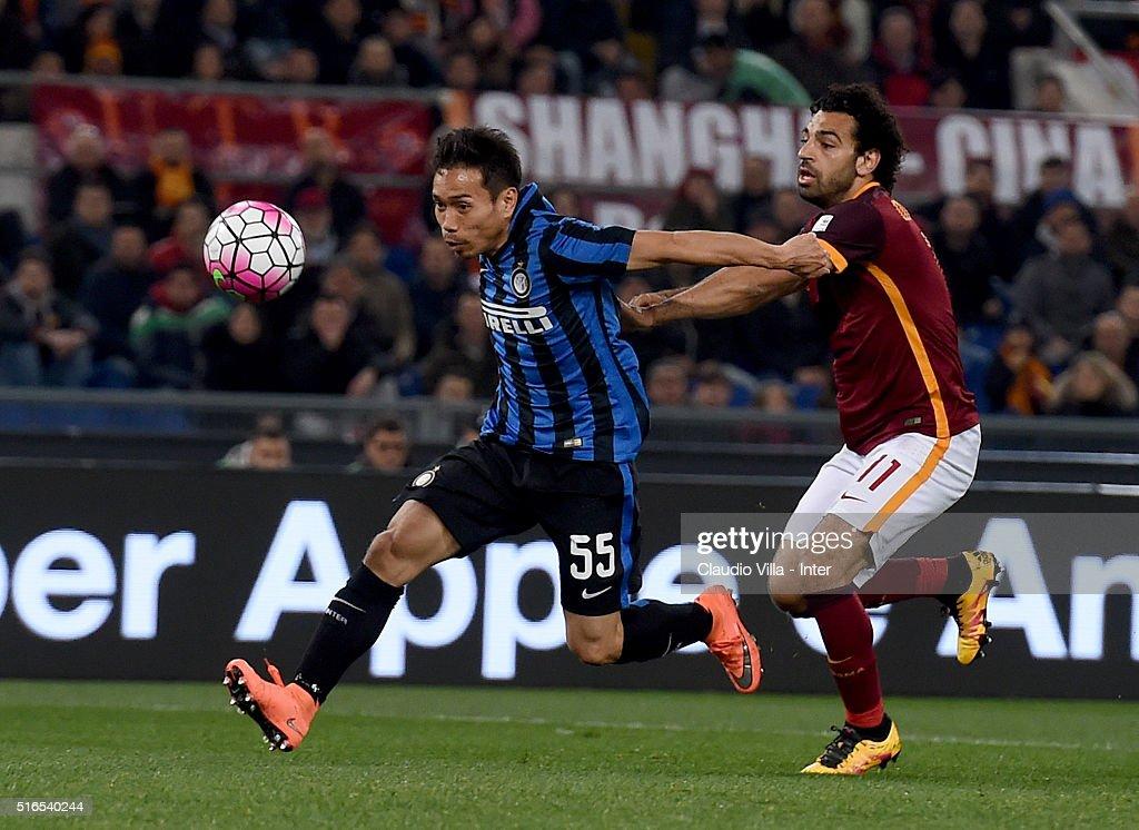 AS Roma v FC Internazionale Milano - Serie A : News Photo