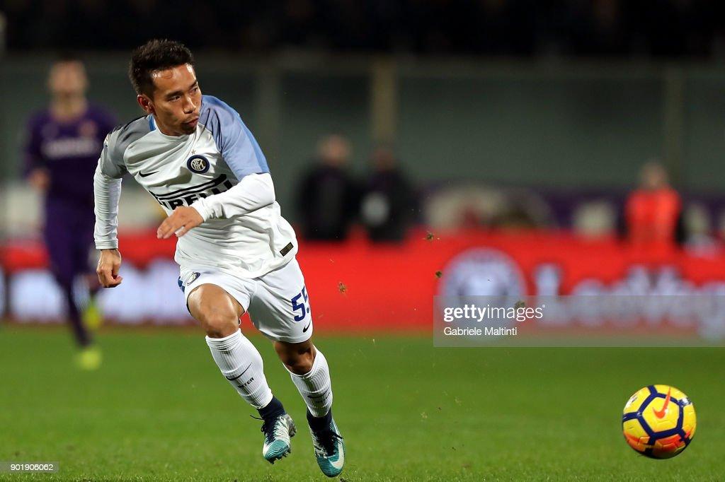 ACF Fiorentina v FC Internazionale - Serie A : ニュース写真