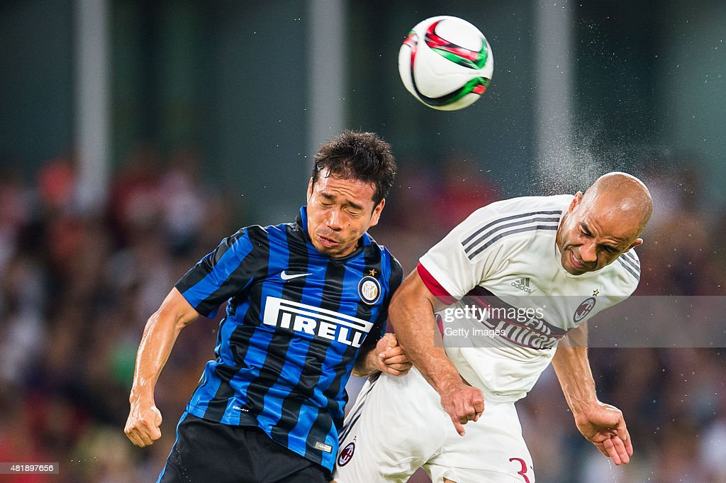 AC Milan v FC Internazionale - International Champions Cup