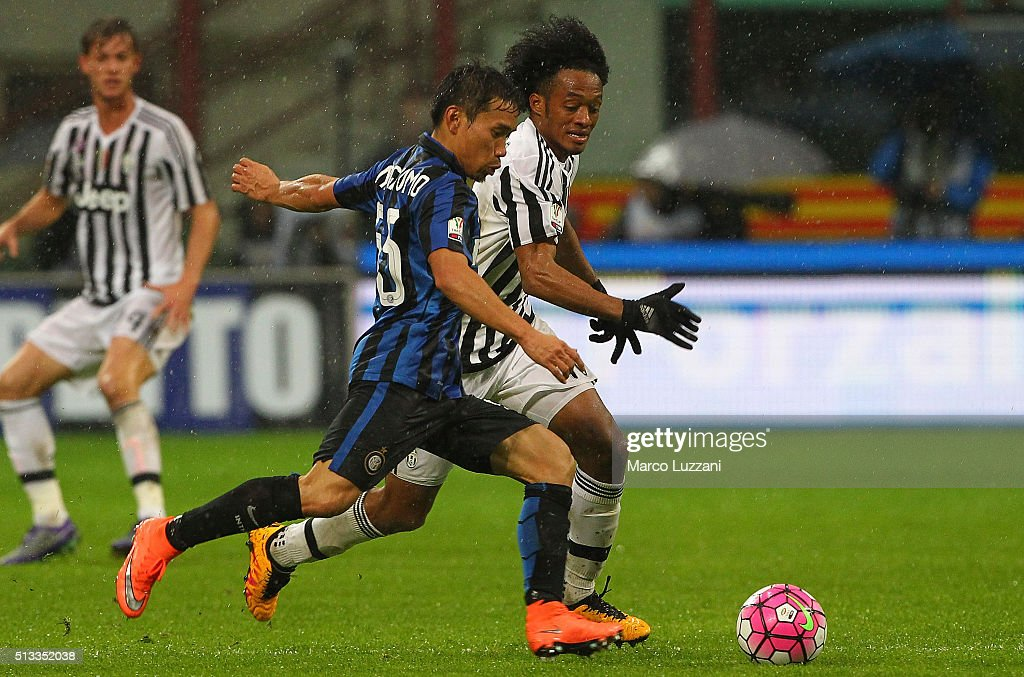 FC Internazionale Milano v Juventus FC - TIM Cup : News Photo