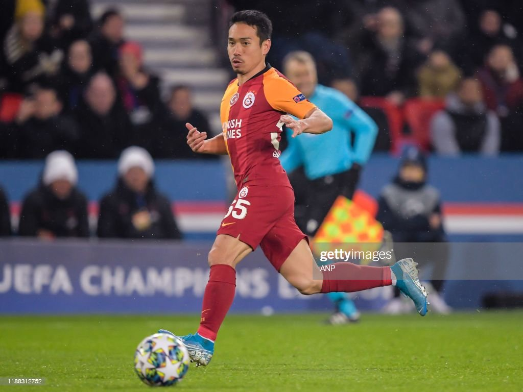 "UEFA Champions League""Paris St Germain v Galatasaray AS"" : ニュース写真"