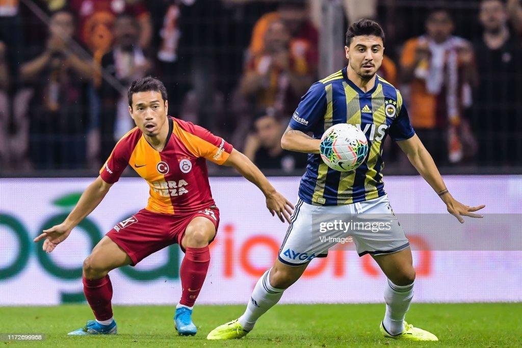 "Turkish Spor Toto Super Lig""Galatasaray AS v Fenerbahce AS"" : News Photo"