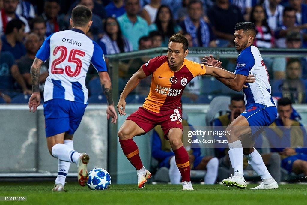 FC Porto v Galatasaray - UEFA Champions League Group D : Foto di attualità