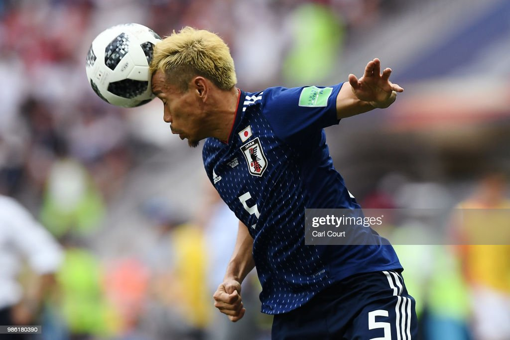 The Best Photos From Japan vs. Poland