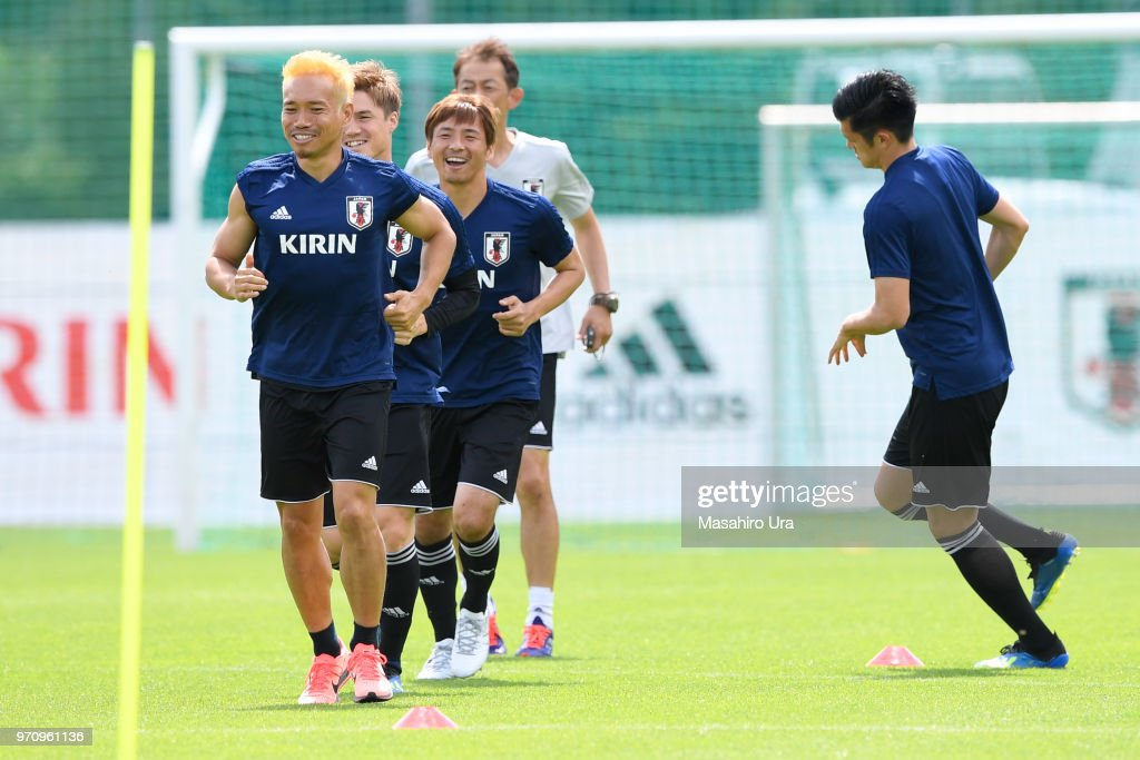 Japan Training  Camp : ニュース写真