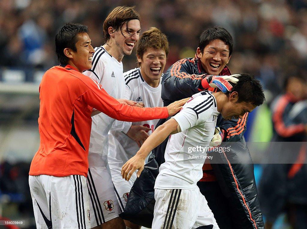 France v Japan - International Friendly : ニュース写真