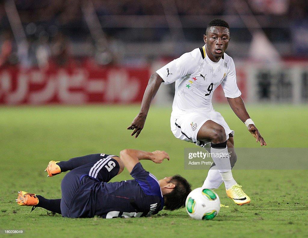 Japan v Ghana - International Friendly : Nachrichtenfoto